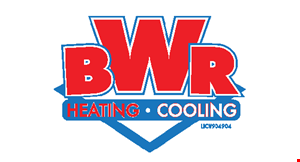 BWR Heating & Cooling logo