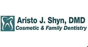 Aristo J. Shyn, DMD logo