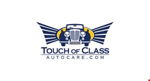 Touch Of Class Autocare logo