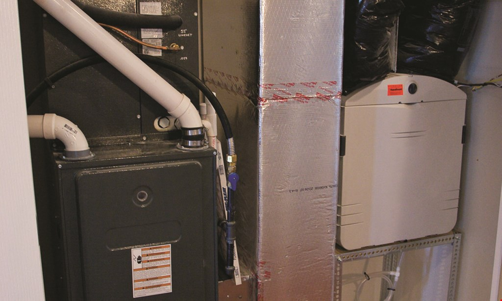 Product image for UGI Heating, Cooling & Plumbing New Natural gas Heating System Installation $85 Per Month.