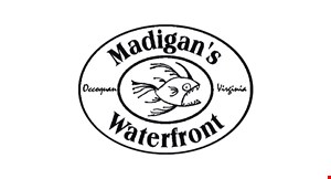 Madigan's Waterfront logo