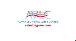 ADVANCED VEIN & LASER CENTER logo