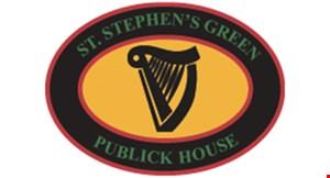 St. Stephen's Green Publick House logo