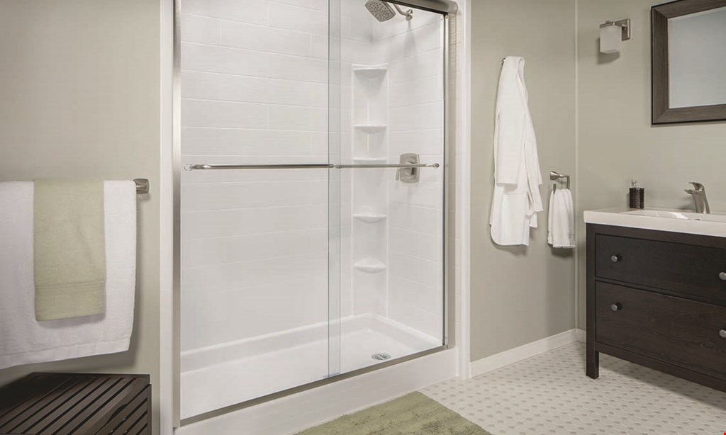 Product image for Bath Fitter UP TO $400 OFF OR SPECIAL FINANCING COMPLETE BATH FITTER SYSTEM.