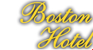 Boston Hotel logo