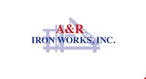 Product image for A & R Ironworks, Inc. $100 Off any job of $1000 or more