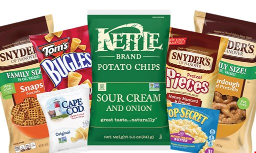 Product image for SNYDERS OF HANOVER FACTORY STORE 20% Off your purchase
