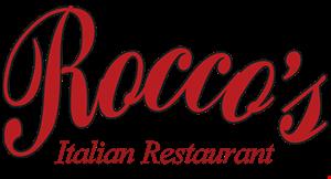 Rocco's Italian Restaurant logo