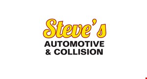 Product image for Steve's Automotive & Collision $29.99 For A PA State Inspection Plus A PA Emissions Test for a Standard Size Car (Reg. $83.95)