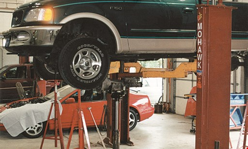 Product image for Steve's Automotive & Collision Free tire mounting & balance with any tire purchase