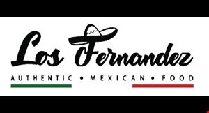 LOS FERNANDEZ RESTAURANT logo