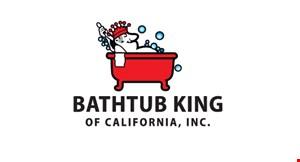 BATH TUB KING OF CA, INC. logo