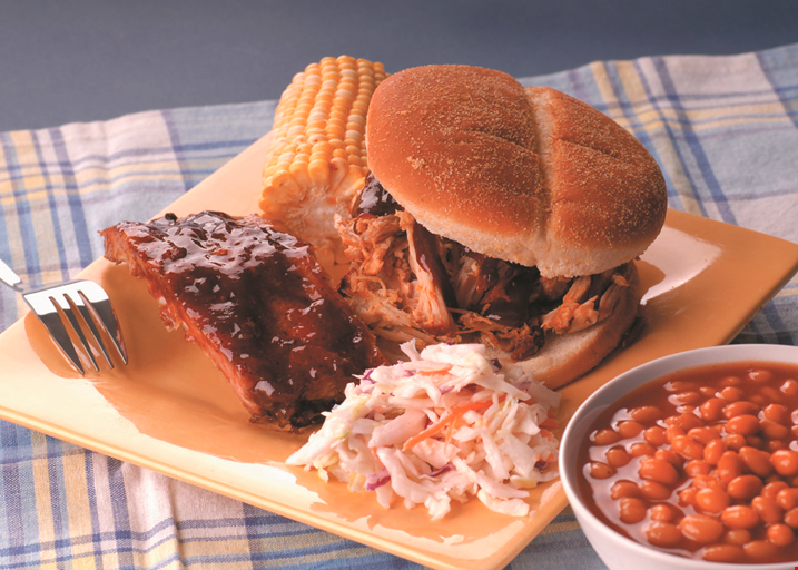 Product image for Chuck's Southern Comforts Cafe FREE appetizer with purchase of 2 adult entrees.