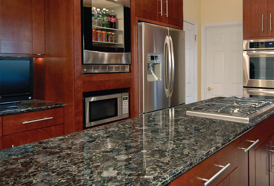 Product image for GRANITECH KITCHEN AND BATH REMODELING 0% interest for 12 months.