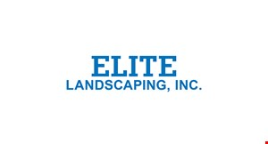 Product image for Elite Landscaping, Inc. $250 off any landscape or hardscape project.