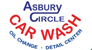 Asbury Circle Car Wash logo