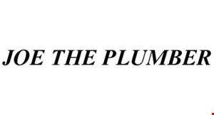 JOE THE PLUMBER logo