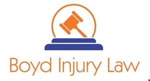 Boyd Injury Law logo