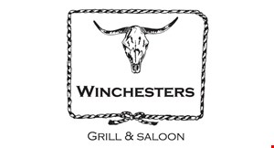 Winchesters Grill & Saloon logo