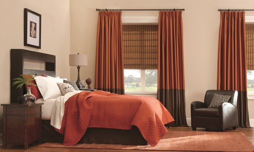 Product image for Lachina Drapery & Blind Factory free cordless option on select shades