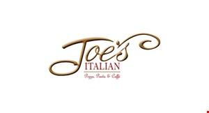 Joe's Italian logo
