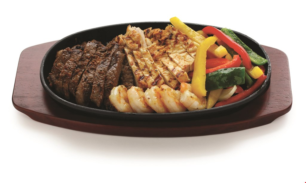 Product image for VALLARTA'S $6 Off dinner of $25 or more. Not valid with take-out.
