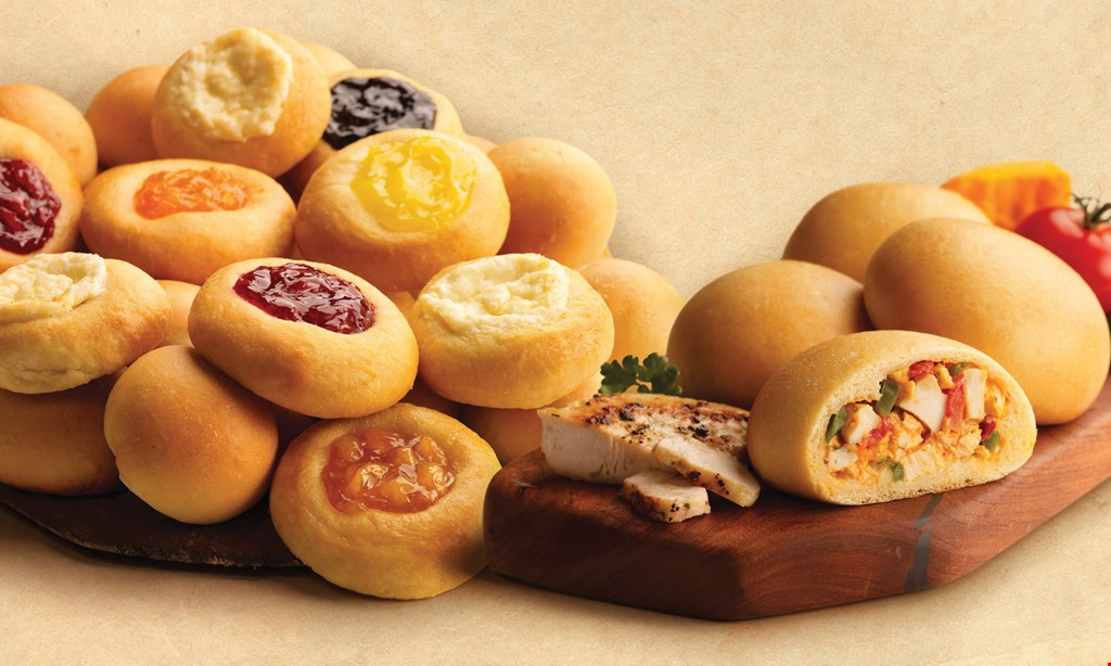 Product image for Kolache Factory FREE REGULAR OR FLAVORED COFFEE With any purchase.