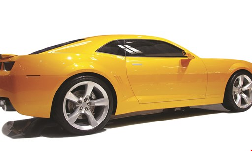 Product image for Frankie's Car Wash $3 off any exterior car wash OR $10 off any oil change with free exterior car wash.
