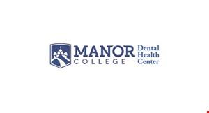 Manor Dental Health Center logo
