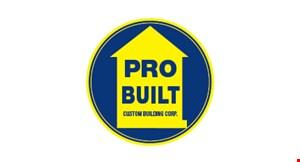 Pro Built logo