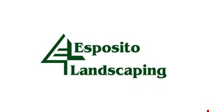 Product image for Esposito Landscaping $500 off outdoor living space