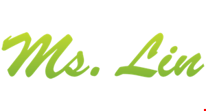 Ms. Lin Authentic Healthy Chinese Cuisine logo