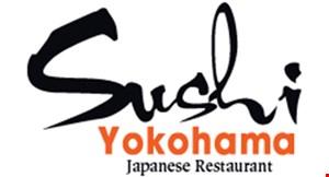 Sushi  Yokohama logo