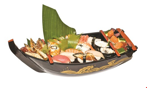 Product image for Sushi  Yokohama 15% off Any Check Of $80 or more