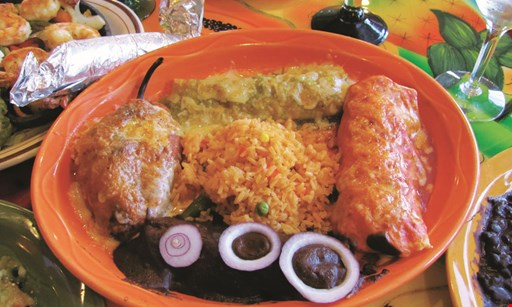 Product image for DON JOSE MEXICAN RESTAURANT 20% off lunch