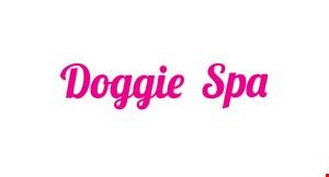 Doggie Spa logo