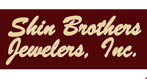 Shin Brothers Jewelers logo