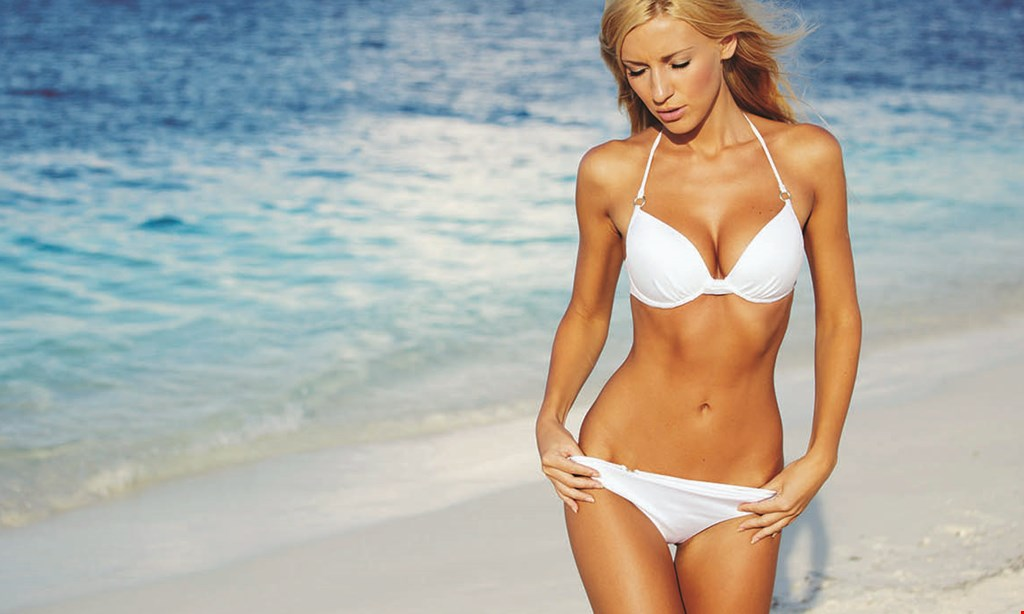Product image for Hollywood Tans FREE tanning session buy 1 tanning session, get 1 of equal or lesser value free