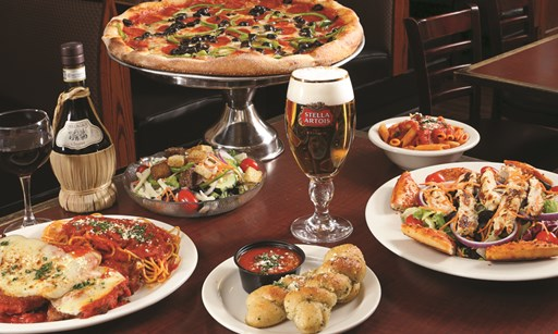 Product image for LA BELLA PIZZA & RESTAURANT Online Order Only FREE chicken parm sub OR FREE mini pizza with 1-topping