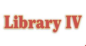 Library IV logo