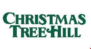 Product image for Christmas Tree Hill $5 off any purchase