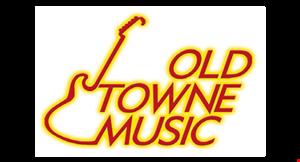 Old Towne Music logo