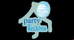 Party Heaven logo