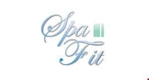 Spafit logo