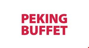 Peking Buffet logo