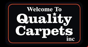 Quality Carpets Inc. logo