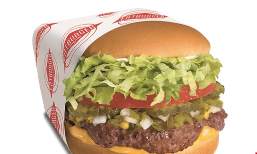 Product image for Fatburger $5 OFF any purchase of $30 or more. $2 OFF any purchase of $10 or more