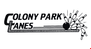 Colony Park Lanes logo