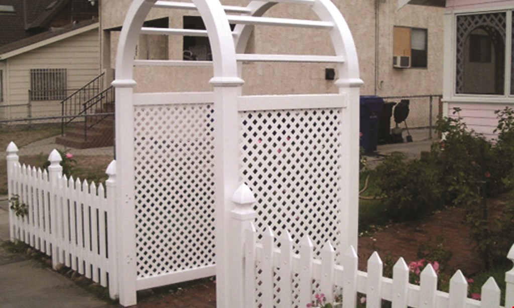 Product image for All California Fencing 10% Off all types of patio covers