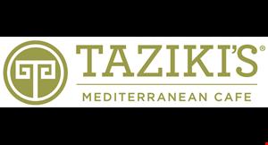 Taziki's Mediterranean Cafe - Alpharetta logo